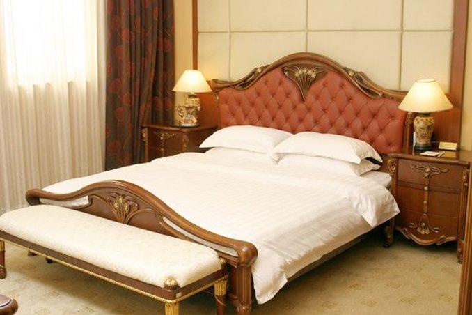 Guangdong Bostan Hotel Widok pokoju