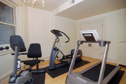 Ame Boutique Hotel - Exercise Rm