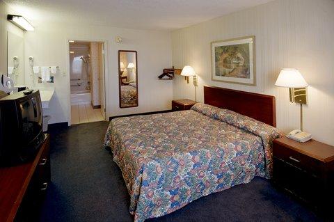 Americas Best Value Inn - King Handicap