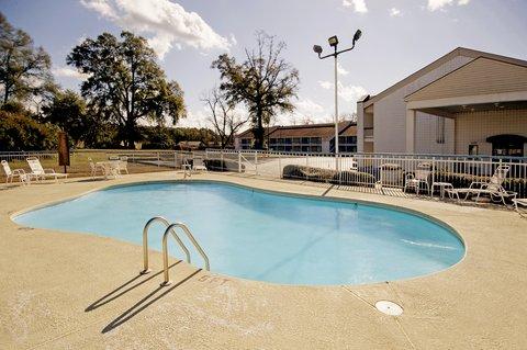 Americas Best Value Inn - Pool