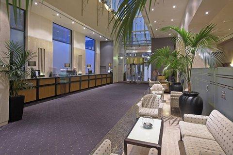 Hotel Grand Chancellor Christch - Foyer Web