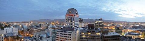 Hotel Grand Chancellor Christch - NightPano