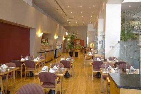Hotel Grand Chancellor Christch - Restaurant