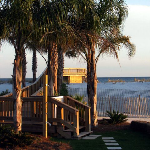 Bel Sole Condominiums Gulf Shores - Beach View