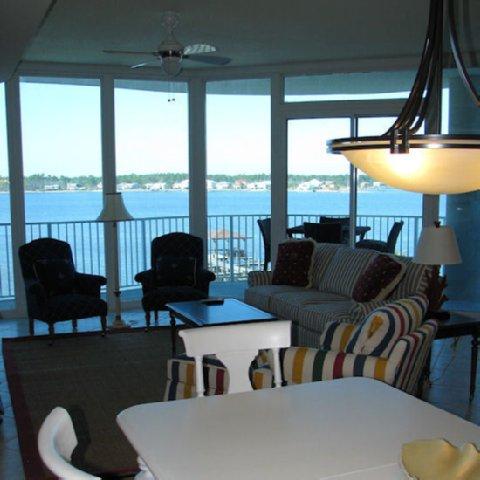 Bel Sole Condominiums Gulf Shores - Dining Room