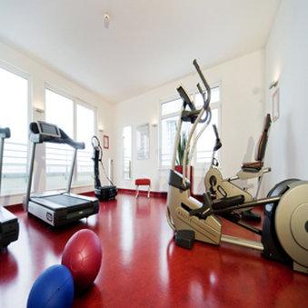 أركوتيل كايزرفاسر - Fitnessbereich