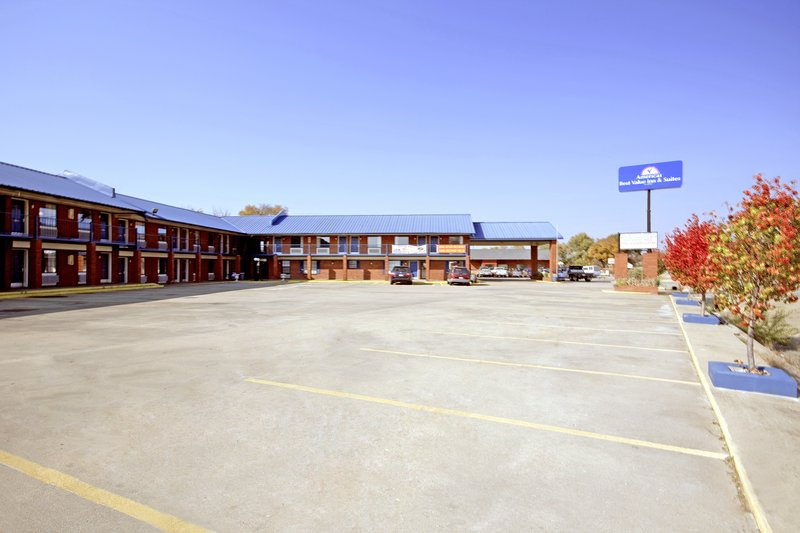 Americas Best Value Inn - Sallisaw, OK