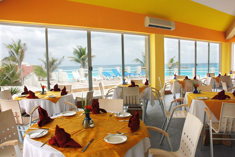 Solymar Cancun Beach Resort - CANCUNSOLYMAR RESTAURANT VIEW