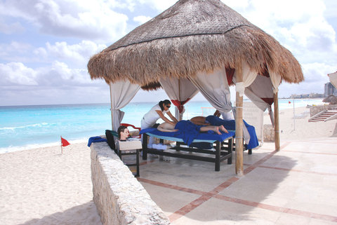 Solymar Cancun Beach Resort - CANCUN SOLYMAR MASSAGE LOUNGE