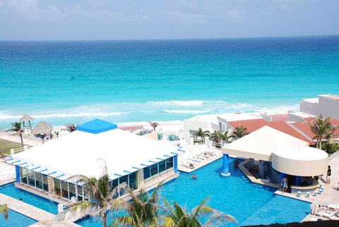 Solymar Cancun Beach Resort - CANCUN SOLYMAR TENNIS COURT