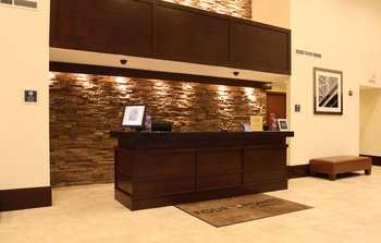 Four Points by Sheraton City Center - Lobby
