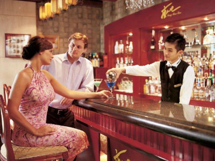 Prime Hotel (Hua Qiao Da Sha Wangfujing) Bár/lounge