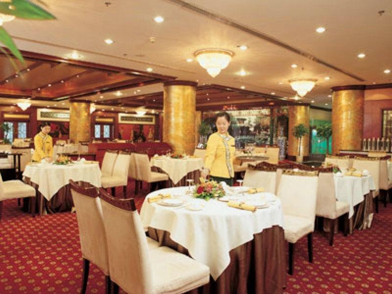 Prime Hotel (Hua Qiao Da Sha Wangfujing) Étkezés