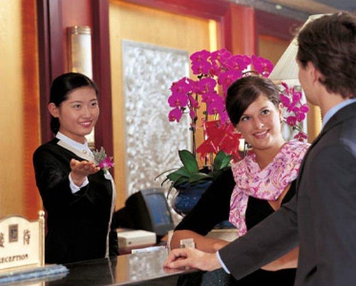 Prime Hotel (Hua Qiao Da Sha Wangfujing) Előcsarnok