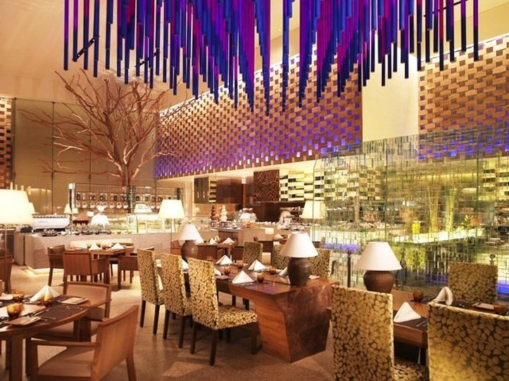 InterContinental Dubai-Festival City Restauration
