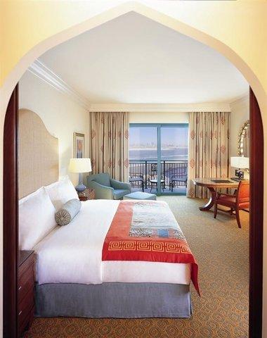 迪拜棕榈岛亚特兰蒂斯酒店 - Ocean Deluxe Room