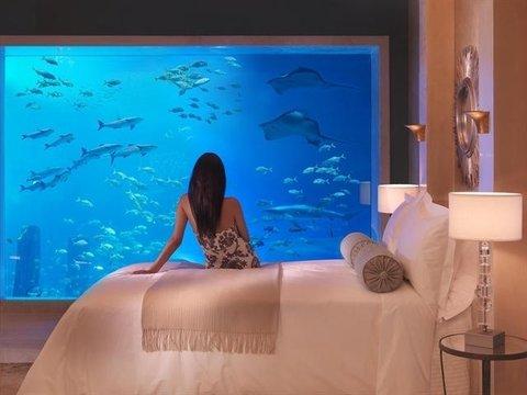 迪拜棕榈岛亚特兰蒂斯酒店 - Underwater Suites