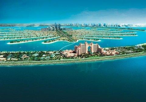 迪拜棕榈岛亚特兰蒂斯酒店 - The Palm