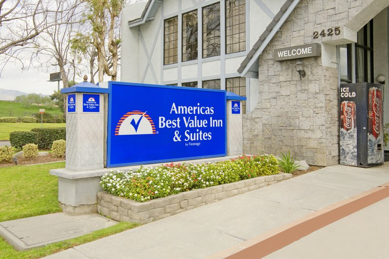 Americas Best Value Inn & Suites - Ontario, CA
