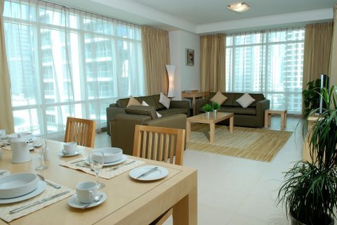 Oaks Liwa Heights - Room