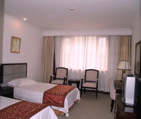 Zhongyouyuan Business Hotel 客室