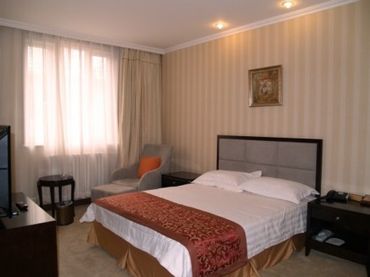 Zhongyouyuan Business Hotel 客室