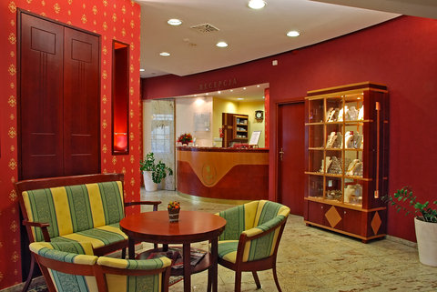 Hotel Lival - Lobby