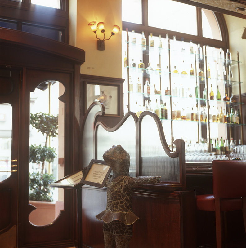 Hotel Monaco Étkezés