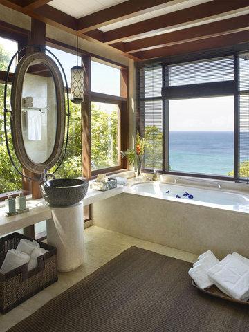 シャングリ ラ ボラカイ リゾート アンド スパ フィリピン - Tree House Villa  Bathroom