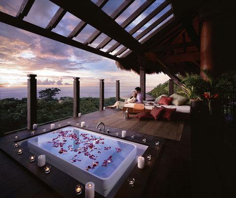 シャングリ ラ ボラカイ リゾート アンド スパ フィリピン - Tree House Villa  Patio