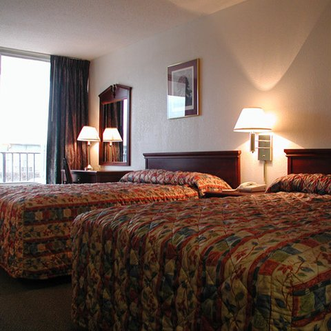 Town And Country Inn Chattnooga - Guest Room