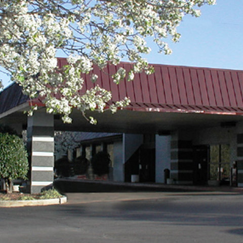 Town And Country Inn Chattnooga - Exterior View