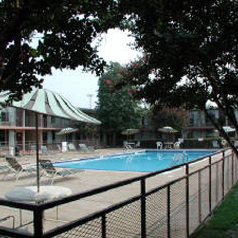 Town And Country Inn Chattnooga - Pool