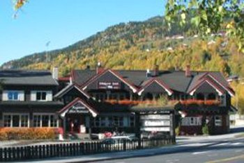 Best Western Eidsgaard Hotel - Hotel Exterior