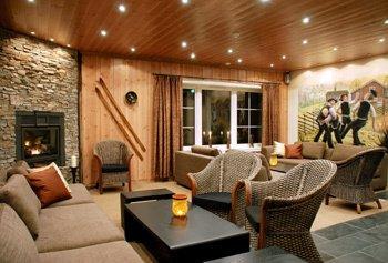 Best Western Eidsgaard Hotel - Guest Living Room
