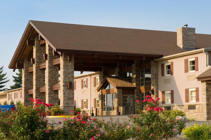 Drury Lodge - Cape Girardeau Buitenaanzicht