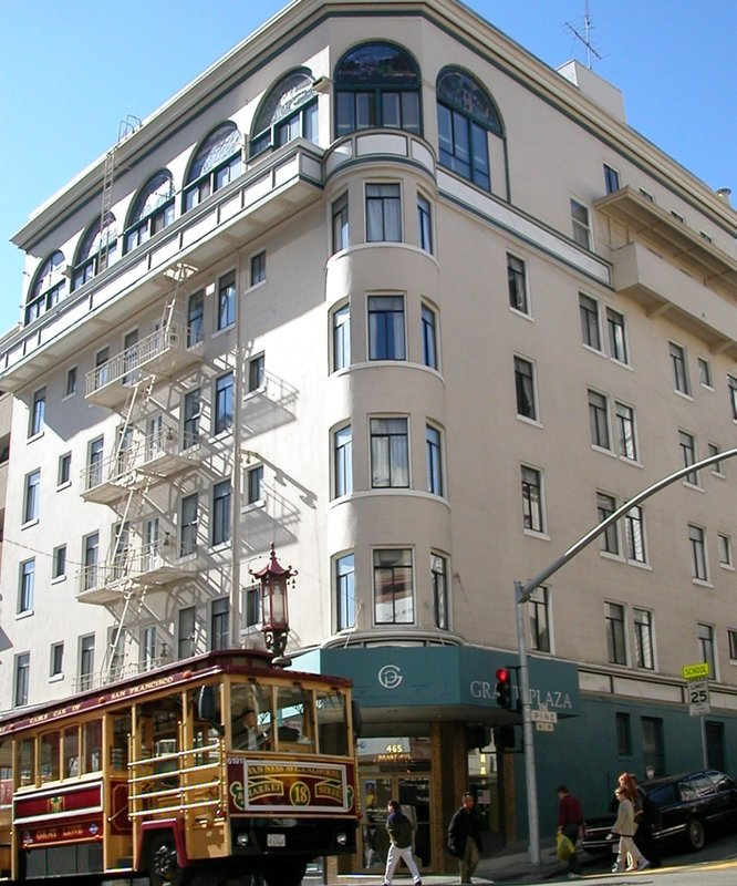 Grant Plaza Hotel San Francisco Hotels - San Francisco, CA