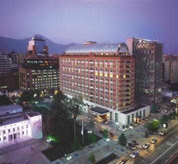 The Ritz-Carlton, Santiago