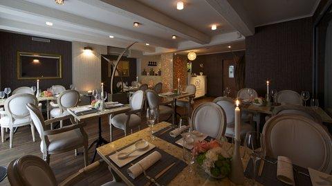 Mamas Design and Boutique Hotel - Restaurant