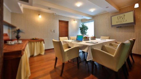 Mamas Design and Boutique Hotel - Meeting room