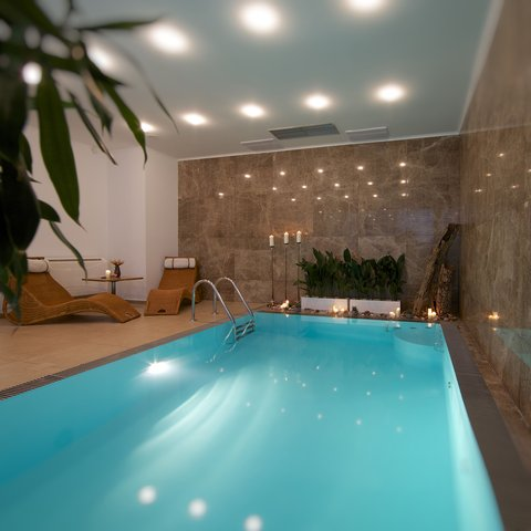 Mamas Design and Boutique Hotel - Pool
