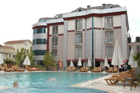 Allstar Beymarmara Airport Hotel - Exterior