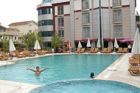 Allstar Beymarmara Airport Hotel - Pool