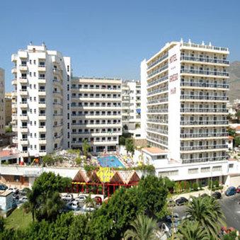Hotel Griego Mar - Fachada Thm