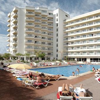 Hotel Griego Mar - Fachada Piscina Thm