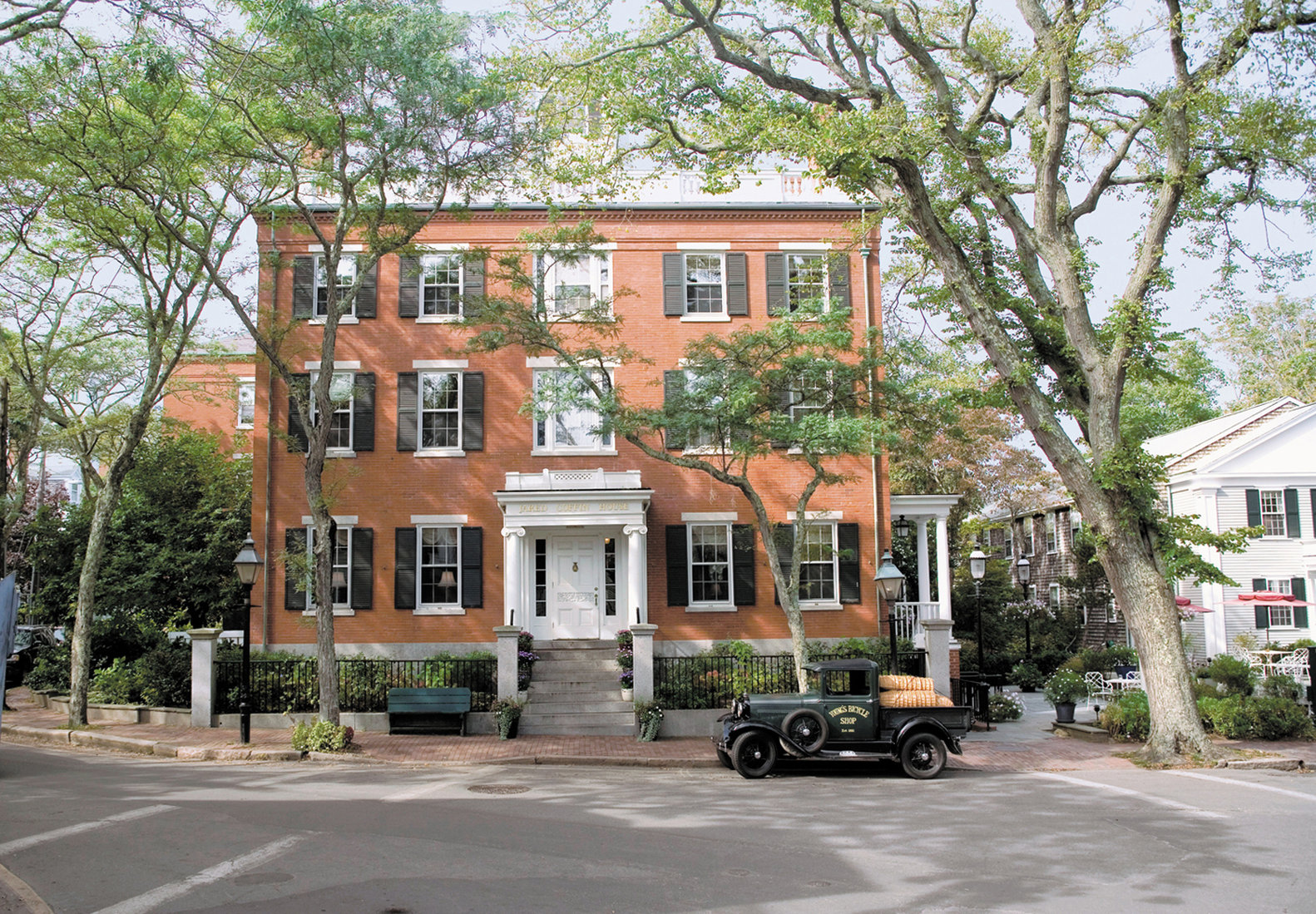 Jared Coffin House