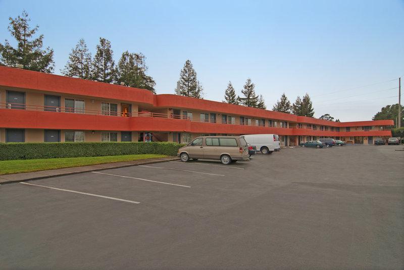 Americas Best Value Inn - Santa Rosa - Santa Rosa, CA