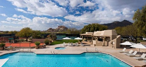 Boulders Resort & Golden Door Spa - Pool at the Boulders Club