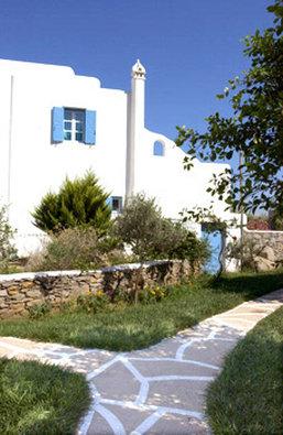 Psarou Garden Hotel - Exterior