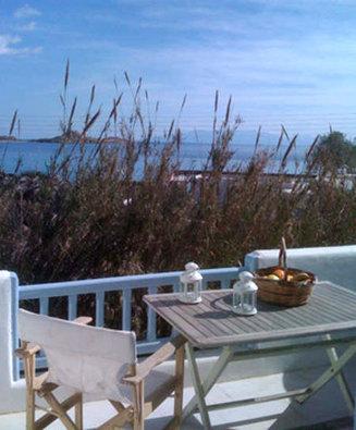 Psarou Garden Hotel - Balcony